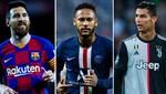Salgının kaybedeni Messi oldu