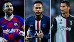 Dünyanın en çok kazanan 10 futbolcusu