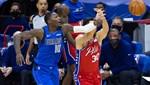 Furkan Korkmaz'dan Dallas Mavericks'e 9 sayı
