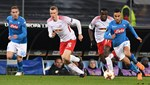 Napoli: 1 - Leipzig: 3 | Maç sonucu