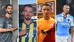 İşte Süper Lig'de biten transferler (TAM LİSTE)