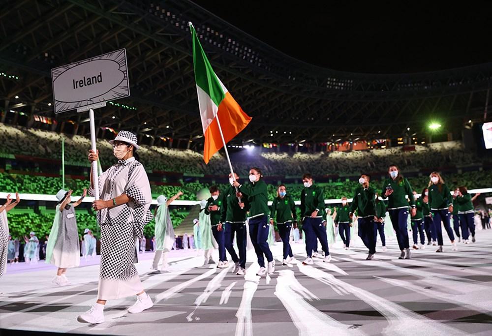 Tokyo 2020'nin açılış seremonisi gerçekleştirildi  - 11. Foto