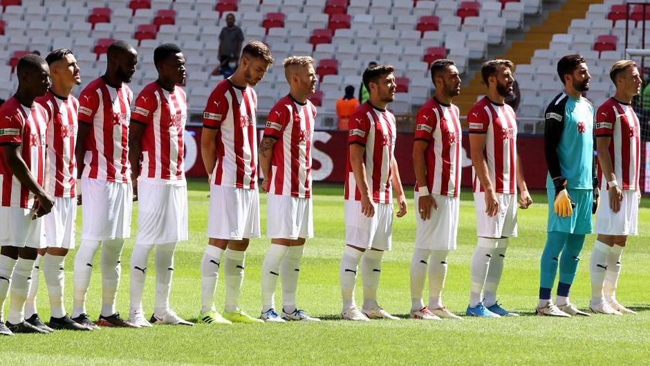 Sivasspor'un yüzü gülmüyor. Hasret 5 maça çıktı...   NTVSpor.net