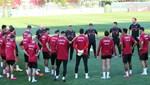 Milli Takım'ın Macaristan maçı hazırlıkları sürüyor