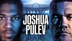 Anthony Joshua - Kubrat Pulev maçı ertelendi