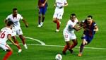 Barcleona: 1 - Sevilla: 1 | Maç sonucu
