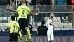 Pjanic: İki golü de basit bir şekilde yedik