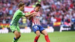Atletico Madrid - Real Betis: 1-0 (Maç sonucu)
