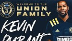 Kevin Durant, futbol kulübünün ortağı oldu