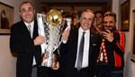 Galatasaray'da Mustafa Cengiz 5 kupayla veda ediyor