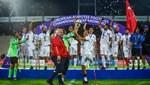 Avrupa şampiyonu Ampute Futbol Milli Takımı, kupasını aldı