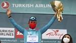 Cumhurbaşkanlığı Türkiye Bisiklet Turu'nda Cavendish'in liderliği sürüyor