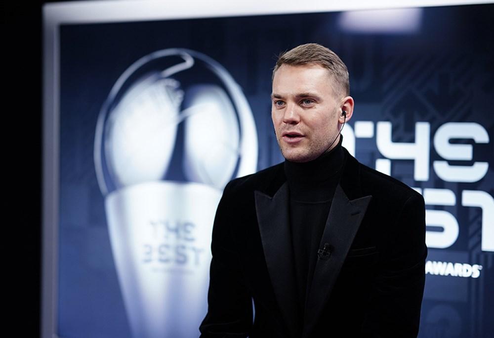 2020 FIFA En İyiler Ödülleri sahiplerini buldu  - 3. Foto
