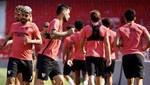 Sevilla'da bir futbolcunun corona virüs testi pozitif
