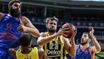 ÖZET | Fenerbahçe Beko, sahasında Valencia'ya kaybetti