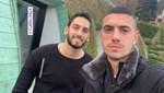 Transfer haberleri: İtalya'da olay yaratan o fotoğraf!