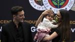İşte Mesut Özil'in imza töreninde yaşananlar