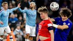 Manchester City ve Leicester City FA Cup'ta 4. tura yükseldi