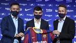 Barcelona'nın yeni trasnferi Pedri