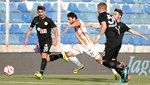 Adana'da kazanan Eskişehirspor