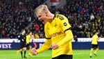Bundesliga'da Ocak ayının futbolcusu Erling Haaland