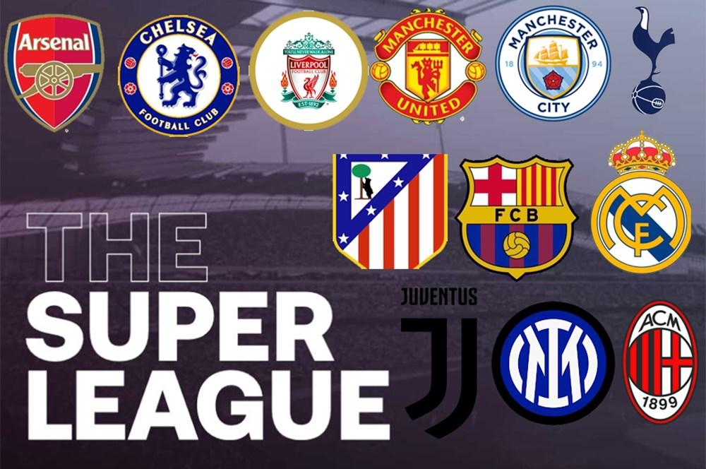Avrupa Süper Ligi askıya alındı! Florentino Perez'den tepki çeken Türkiye açıklaması  - 12. Foto