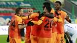 Çaykur Rizespor 0-4 Galatasaray (Maç sonucu)
