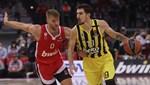 Euroleague Haberleri: Olimpiakos 67-65 Fenerbahçe Beko (Maç Sonucu)