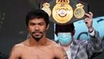 Manny Pacquiao devlet başkanlığı için boksu bıraktı
