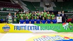Basketbolda yeni heyecan: Frutti Extra Bursaspor
