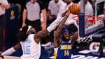 Lakers, play-off umudunu son maça taşıdı