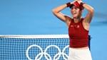 Altın madalya Belinda Bencic'in