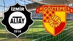 Altay - Göztepe maçı ne zaman, saat kaçta, hangi kanalda?