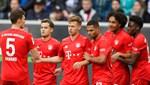 Bayern Münih'ten yarım düzine gol