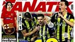 Sporun manşetleri (24 Eylül 2021)