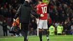 Rashford, Liverpool maçında olmayabilir
