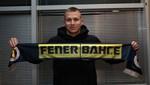 Attila Szalai Fenerbahçe için İstanbul'da