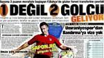Sporun Manşetleri (13 Eylül 2020)