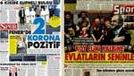 Sporun Manşetleri (26 Mart 2020)