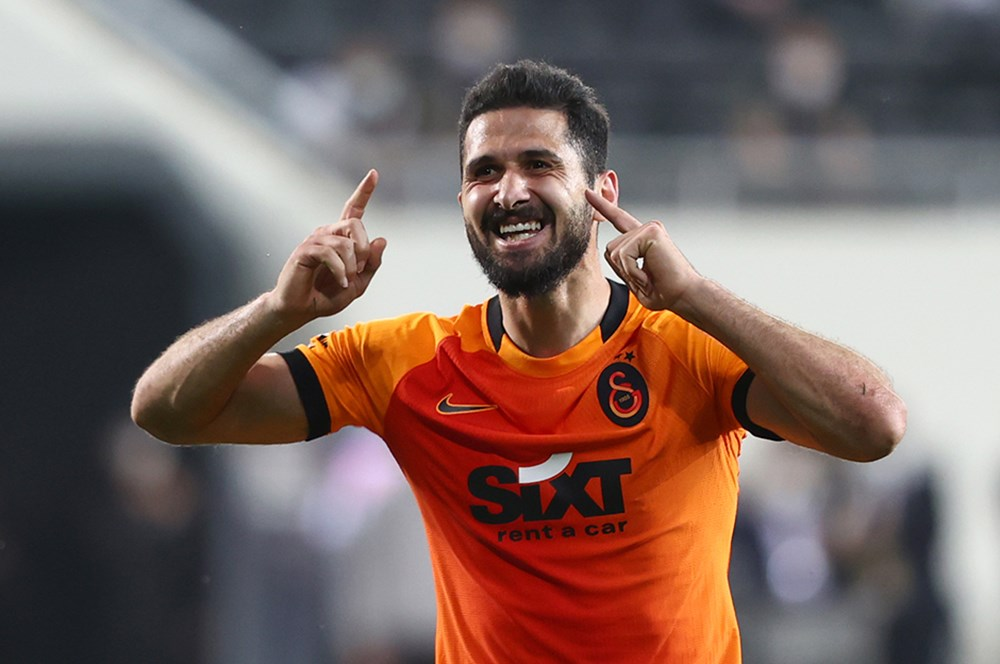 Galatasaray'ın yeni transferi Emre Akbaba!  - 3. Foto