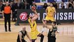 Euroleague maçı sonrası hakemlere saldırı