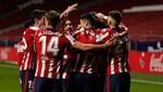 Lider Atletico Madrid'den seriye devam