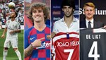 Transfere en çok para harcayan ilk 10 kulüp!