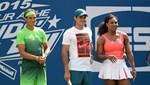 Federer, Williams ve Nadal, Avustralya için maça çıkacaklar
