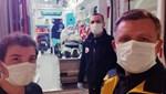 Naim Süleymanoğlu'nun annesi ambulansla Türkiye'ye getirildi