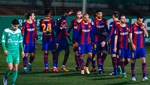 Barcelona sürprize izin vermedi