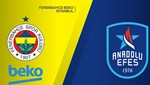 Anadolu Efes ve Fenerbahçe Beko'dan centilmenlik mesajları