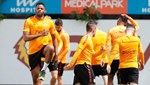 Galatasaray'da yeni sezon hazırlıkları başlıyor