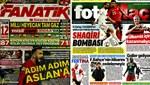 Sporun Manşetleri (17 Kasım 2020)