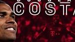 Douglas Costa yeniden Bayern'de